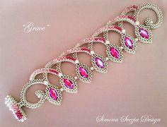 TUTORIAL Grace bracelet