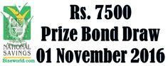 #7500 Prize Bond #List 01.11.2016 Hyderabad               http://www.biseworld.com/7500-prize-bond-list-nov-2016/