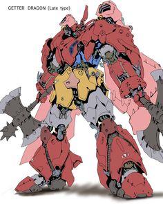 Big Robots, Robot Cartoon, Super Robot, Robot Design, Robot Art, Gundam Model, 2d Art, Art Model, Design Reference