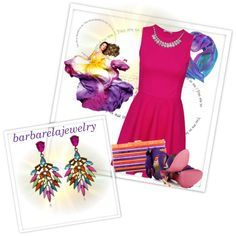 """""""barbarelajewelry"""" by cavell on Polyvore"""