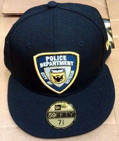 NEW/NWT Gotham Police Department New Era Caps - 59/Fifty - Batman DC Comics #NewEra