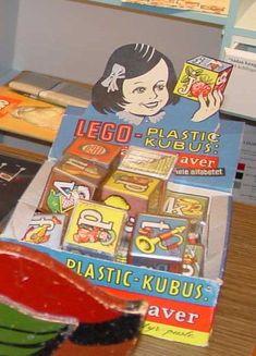 Plastic LEGO index: al het oude plastic speelgoed op een rij!