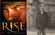 Writer Wednesday: James Landrum #BookHugs #BooksThatMatter #BloomingTwigBooks #BloomingTwig #Books