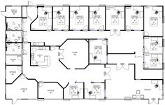 image of commercial building floor plans randoms in 2018 office