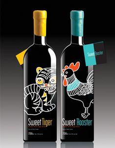 #wine #packaging by Heegyum Kim #vinosmaximum #taninotanino
