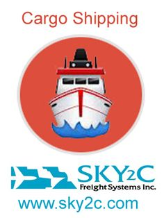 Sky2c Freight Shippers provide the services of Cargo shipping at very low cost and give you safest delivery on time on your final destination place. www.sky2c.com/