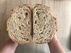 Špalďák s ražnou kašou Frappe, Food And Drink, Pizza, Bread, Blog, Brot, Blogging, Baking, Breads