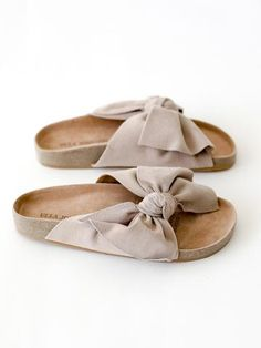 Ulla Johnson - Ingrid Slide - Taupe