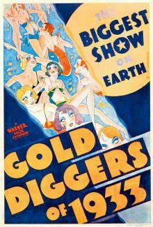 Gold Diggers of 1933 (1933) Dir. Busby Berkeley / Mervyn LeRoy