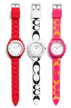 Womens Watches, Boyfriend Watch, and Bracelet Watch from Coach