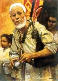 لوحة للفنان عبد العال حسن - مصر