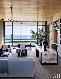 Home Office - Workspace Design - Desk Style - Vellum Desk - Mountain Style