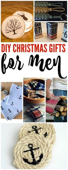 DIY Gift Ideas for Men! Looking for easy, fun, and homemade gifts for your man? These are awesome! DIY Gift Ideas for Men! Looking for easy, fun, and homemade gifts for your man? These are awesome! Homemade Gifts For Men, Diy Gifts For Men, Diy For Men, Easy Diy Gifts, Handmade Gifts, Nice Gifts, Guy Gifts, Personalized Gifts For Men, Awesome Gifts