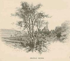 Château-Richer, Québec, Canada (Chateau Richer) - 1882 - Lucius O'Brien - Picturesque Canada (1882–84)