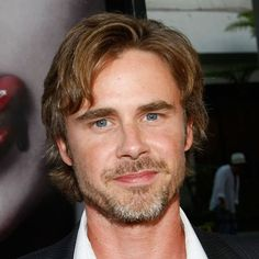 Pictures of Men's Long Haircuts, Gallery 3: Sam Trammell's Layer Cut