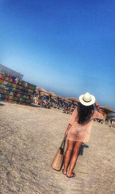 #vacation #girlonvacation #beach #sun #sand