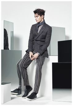 Ermenegildo Zegna Couture Steals the Spotlight