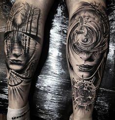 tattoo by Eddyink9
