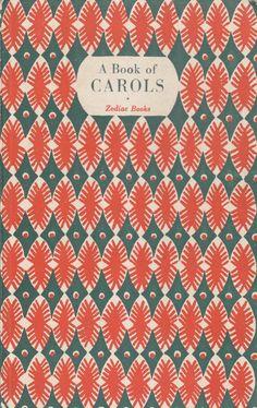 happy merry! // a book of carols (zodiac books)
