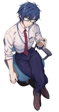 Kaito Shion, Vocaloid Kaito, Tadashi Hamada, Kawaii Doodles, Handsome Anime, Anime Boys, Illustrators, Guys, Friends