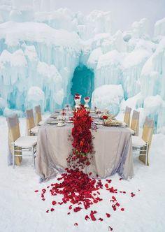 Snow Day: Winter Wedding Inspiration | Bridal and Wedding Planning Resource for Minnesota Weddings | Minnesota Bride Magazine