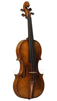 Violin, Nicolò Amati 1649