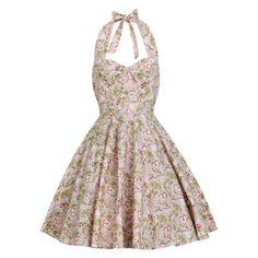 cc61355f9755 Tropical Dress Tiki Dress Summer Dress Floral Dress Vintage Dress 50s  Rockabilly Pin Up Dress Beach Dress Retro Swing Party Dress