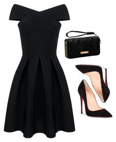 """Untitled #4"" by explorer-148395074310 ❤ liked on Polyvore featuring Christian Louboutin and Avenue"