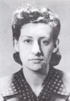 Denise Bloch    A French jew, Denise was a British secret agent for the SOE.  Her family was rounded up by the Gestapo in 1942 during the French occupation.  Soon after, she spent 10 months learning to parachute, be a wireless operator etc.  She was later dropped into central France where she sent 31 messages back to the SOE. In 1944, Denise was arrested & sent to Ravensbrück concentration camp where she suffered a great deal of hardship for nearly a year before being executed