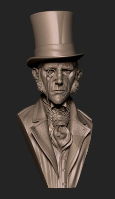 Top 10 Digital Sculpt and Making by JAMES W CAIN – zbrushtuts