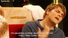 A Day In The Life Of Gerard Way