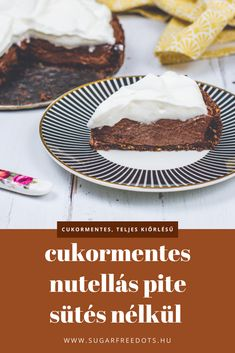 Atkins, Biscotti, Paleo, Sugar Free, Hamburger, Cake Recipes, Food And Drink, Low Carb, Nutella