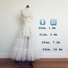 Diy Wedding Dress, Wedding Dress Patterns, Diy Dress, Tulle Dress, Petticoat For Wedding Dress, Diy Gown, Long Petticoat, Diy Vestidos, Dress Tutorials