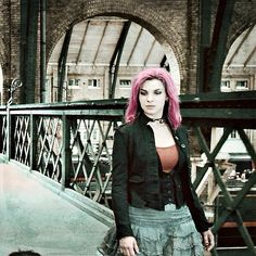 "I like that out of all the magical people Petunia met, the one that bothered her the most was Tonks! I mean, Tonks was such a fun, sweet and uber-talented witch. And just 'cause she had PINK hair, Petunia hated her... ""'Anyway, that's not the point,' interjected Tonks, whose pink hair seemed to offend Aunt Petunia more than all the rest put together, for she closed her eyes rather than look at her."""