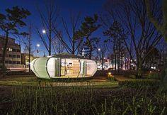 Le nuove mini biblioteche di Seul - Il Post