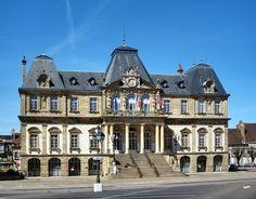 Autun - hotel de ville
