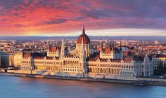 "Resting on both sides of the Danube River, Hungary's capital city is often referred to as the ""Little Paris of Middle Europe."" Tourists are drawn to Budapest for its rich history and modern allure. Read more on our website: www,tourguidemostar.com #travel #traveltips #budgettravel #europe #tourguidemostar #Photography #hungary #budapest"