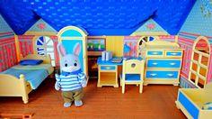 Wir packen Spielzeug aus - Village Story - Neue Möbel für Familie Hase u...