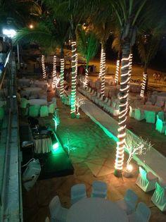 """Les compartimos fotos del Evento que tuvimos el Viernes 30 Noviembre en la Playa del Hotel.  Pasarela """"Looking for the Mexican Model"""""""