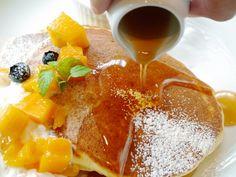 Pancakes in Japan フカフカ生地のパンケーキを食べに「パンケーキ専門店Butter」へ行ってみた - GIGAZINE