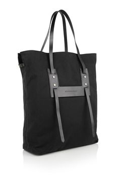 Toting the Male Tote Bag