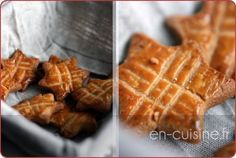 Galettes bretonnes (biscuits pur beurre) au Thermomix
