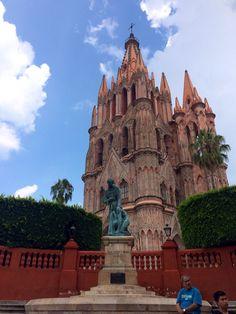 San miguel de allende. México
