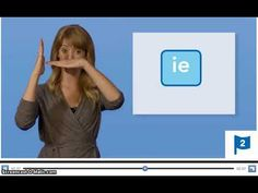 gebaren bij de letters staal - YouTube