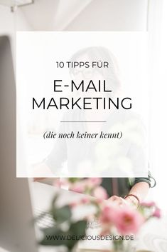 You've got mail - 10 tips for your successful email marketing - Delicious Design - Email marketing is easy when you know the tips that no one else uses. With my instructions you make -
