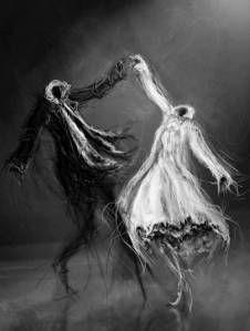 Arte Horror, Horror Art, Dark Fantasy, Fantasy Art, Art Ancien, Drawn Art, Creepy Art, Gothic Art, Halloween Art