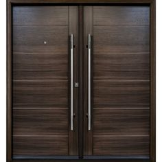 Head to our internet-site for even more in regard to this impressive front doors mat House Main Door Design, Wooden Front Door Design, Home Door Design, Double Door Design, Wooden Front Doors, Wooden Double Doors, Modern Wooden Doors, Contemporary Front Doors, Modern Front Door