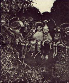 Richard Teschner - Heavy Metal Artwork