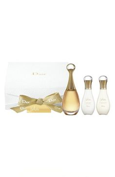 Dior 'J'adore' Pre-Gift Wrapped Grand Coffret Holiday Set (3.4 oz.) (Limited Edition) available at #Nordstrom