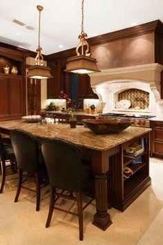 Kitchen by In Detail Kitchens, Baths, Interiors -Cheryl Kees-Clendenon, designer contemporary kitchen